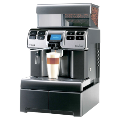 SAECO AULIKA TOP HIGH SPEED CAPPUCCINO V2 кофемашина автоматическая